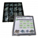 UNC BZP Multi Kit - Set Screw, Nuts, Nyloc Nuts & Washers