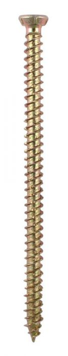 7.5mm x 50mm - Concrete Screws - Pack of 100