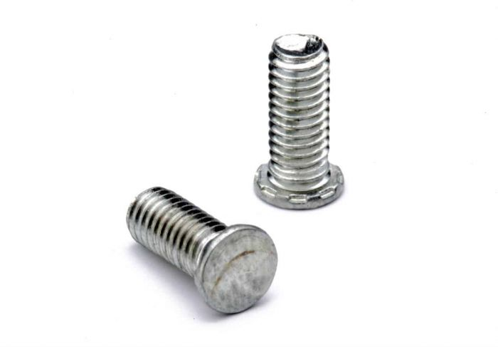 M3 x 10mm - Self Clinching Studs - A2 Stainless Steel - Pack of 100