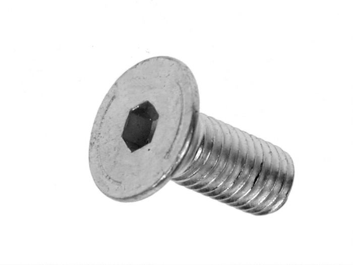 M4 x 8mm - Socket Screw Countersunk DIN 7991 - A4 Stainless Steel - Pack of 50