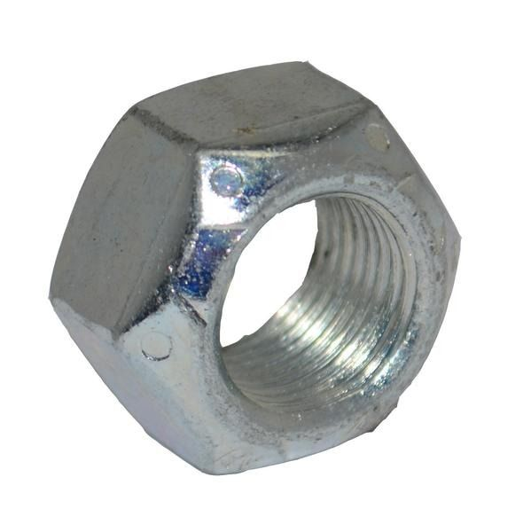 M10 - Metal Self Locking Nut Stover Nut Grade 10 - BZP - Pack of 10