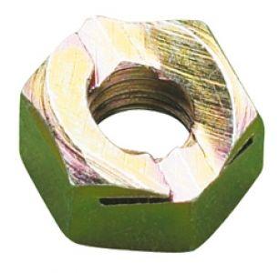 M6 - Metal Self Locking Nut Binx - YBZP - Pack of 25
