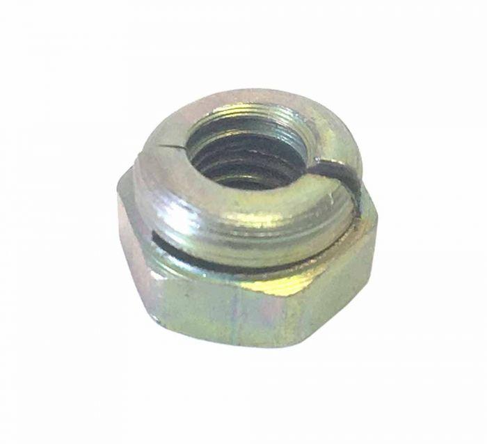 4BA - Metal Self Locking Nut Aerotight Nut - YBZP - Pack of 25