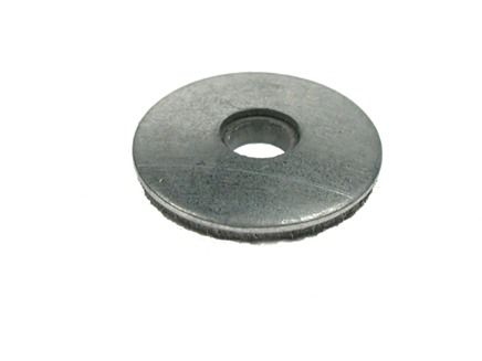 12G x 16mm - Self Drilling Screw Bonded Washer - Galvanised - Pack of 200