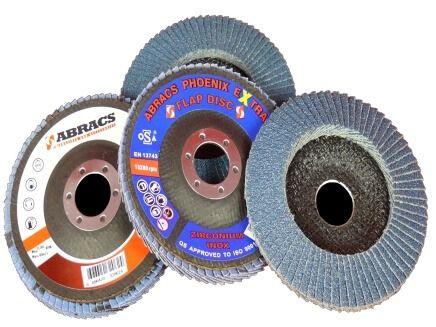 115mm x 22mm P40 - Flap Disc ABFZ115B040