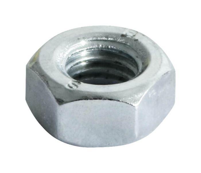 0BA - Full Nut Hexagon Grade P BS 57 - BZP - Pack of 25