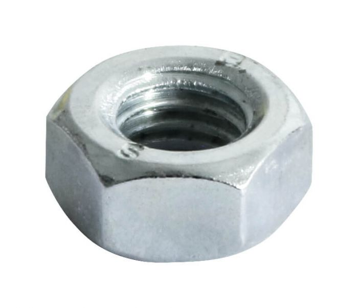 M2 - Full Nut Hexagon Grade 8 DIN 934 - BZP - Pack of 100