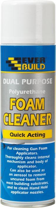 500ml - Foam Cleaner