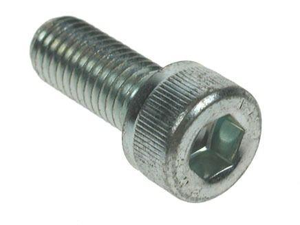 M4 x 75mm - Socket Cap Screw DIN 912 Grade 12.9 - BZP - Pack of 25