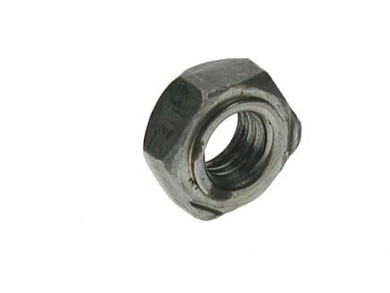 M10 - Weld Nut Hexagon DIN 929 - Self Colour - Pack of 25