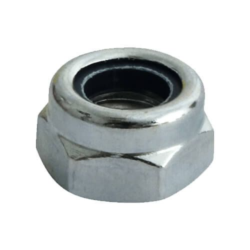 M2.5 - Nyloc Nut Type T DIN 985 - A2 Stainless Steel - Pack of 100