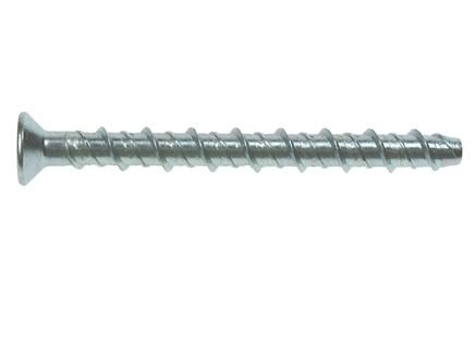 10mm x 75mm - Anchor Thunder Screw Bolts - Countersunk Head - 8mm - Drill Size - Pack of 25