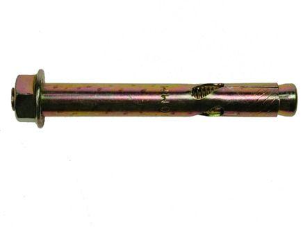 16mm x 150mm - Sleeve Anchor - Hex Nut - BZP