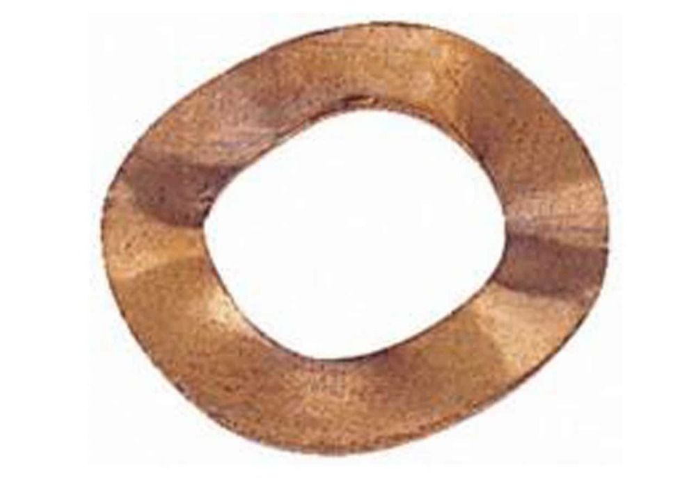 M4 - Crinkle Washer - Beryllium Copper - Pack of 100