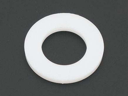 M8 - Flat Washer Form A DIN 125 - Nylon - Pack of 200