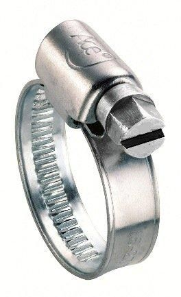 35-50/12 C7 W4 - Jubilee/ Hose Clip - A2 Stainless Steel - Pack of 5