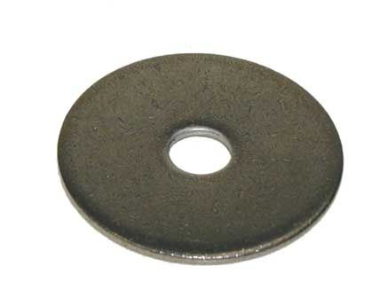M8 x 25mm - Repair Penny Washer BS 4320 - A2 Stainless Steel - Pack of 100
