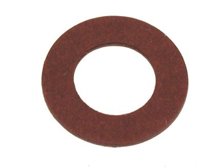 M12 - Red Fibre Washer - Pack of 100