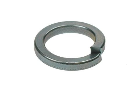 M6 - Spring Washer Square Section Type A BS 4464 - BZP - Pack of 1000