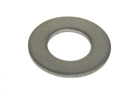 M8 - Flat Washer Form A BS 4320 - A2 Stainless Steel - Pack of 200