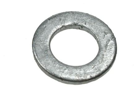 M12 - Flat Washer Form C - Galvanised - Pack of 25