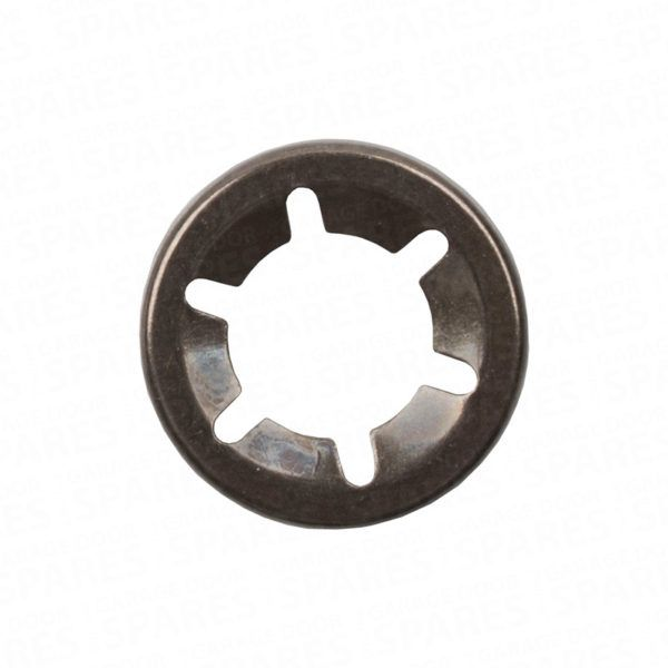 6mm - Starlock Washer Uncapped REF BV6493 - Self Colour - Pack of 25